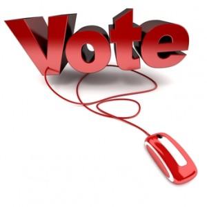 online vote